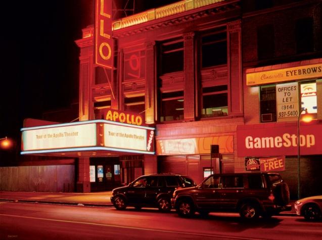 Gniewek_Apollo-Theatre_2010_oil-on-linen