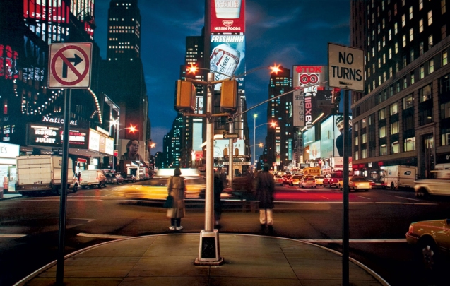Gniewek_Times-Square7_2010_oil-on-linen