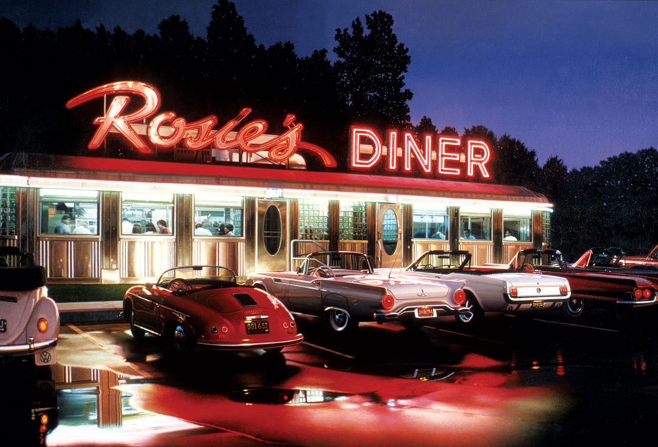 Robert gniewek for Diner picture