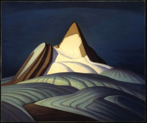 Lawren_Harris_Isolation-Peak_Rocky-Mountains_1930