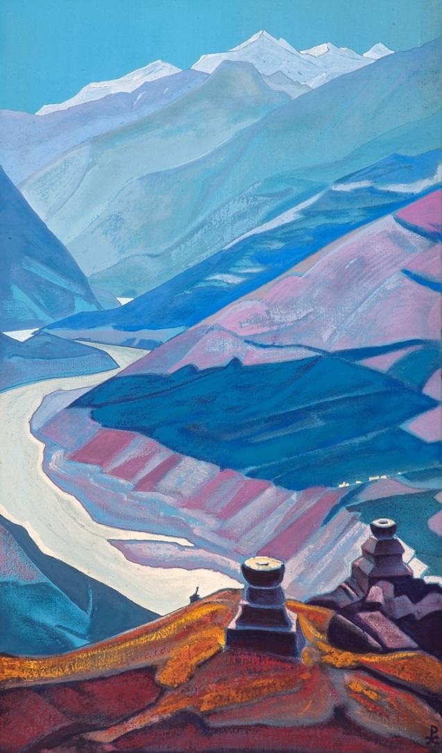 TrekWorld_Nicholas-Roerich_Chandra-Bhaga-Path-to-Triloknath-1932