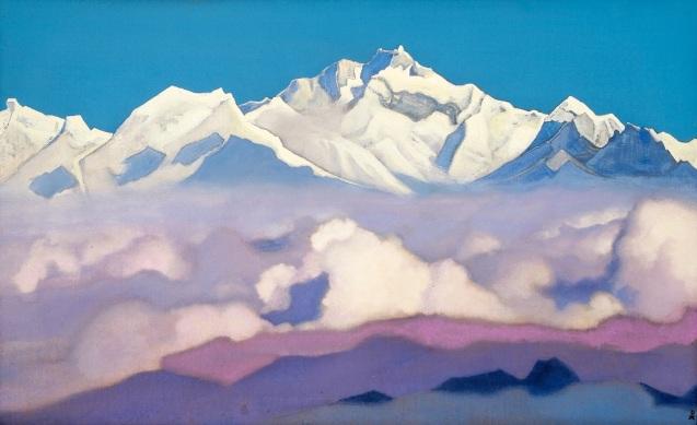 TrekWorld_Nicholas-Roerich_Kanchendzonga-1936