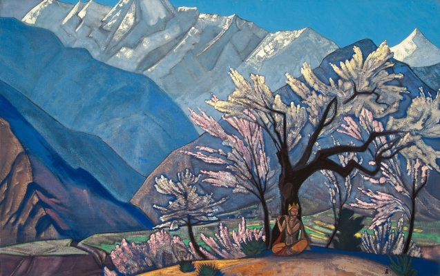 TrekWorld_Nicholas-Roerich_Krishna-From-Kulu-series-1929