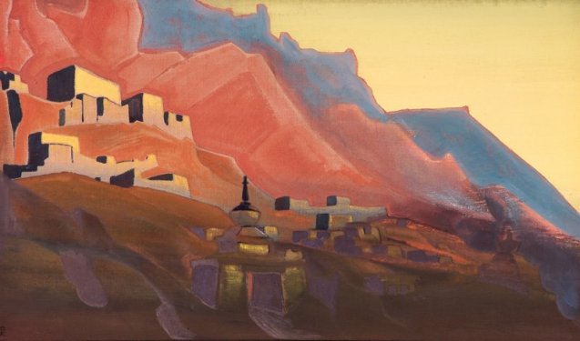 trekworld_nicholas-roerich_ladakh-sunset-1933