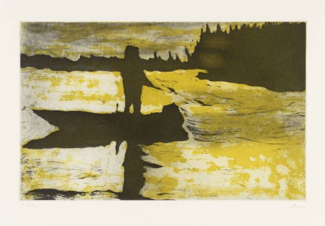 Lunker 1997 by Peter Doig born 1959